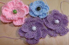 Crochet Flor Bien Facil.