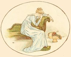 Kate Greenaway Childrens Illustrations 028