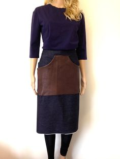 leather half apron - Google Search