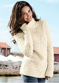 She's All That' Knit Turtleneck Sweater | Free people, An and Pullover