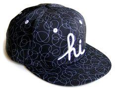 6d7c5dbbad77a Hi Strung Snapback Cap by IN4MATION x NEW ERA 5 Panel Hat