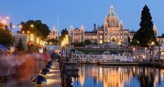 Victoria | Destination BC - Official Site-The capital city of British Columbia, Victoria boasts many historic buildings and some of the best museums in Western Canada.  The area is also home to some of the country's most exhilarating scenery: there's an ocean or mountain (or both!) vista around every corner, and the city's flower gardens are famous the world over.