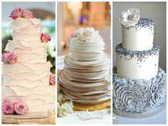 Host a ruffle-theme wedding