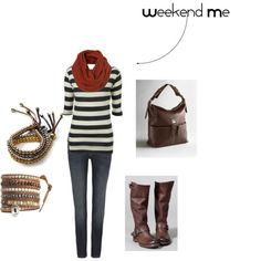 fall weekend style
