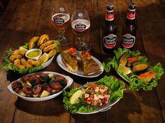 Te esperamos en El Salvador 5575 - Palermo!!! Mediterranean Recipes, Taste Buds, Cobb Salad, Palermo, Salvador, Food, Gastronomia, Star, Spanish Dishes