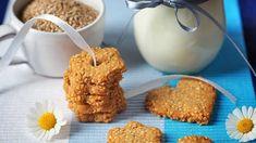 Příprava těchto sušenek není vůbec náročná a v podstatě se hodí nejen na běžné zobání, ale i jako vánoční cukroví – což bude zanedlouho aktuální. :) Cereal, Muffin, Baking, Breakfast, Food, Morning Coffee, Bakken, Essen, Muffins