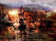 The Lost Armada II by *raysheaf on deviantART