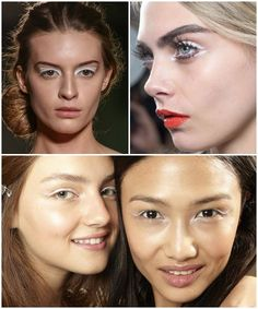 Spring 2014 Beauty {Bright White Eyelids}