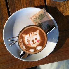 Holy Coffee Art