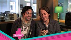 The Fox Parody - Ylvis responds | 4Music Ylvis ~ Brothers Bård and Vegard Ylvisåker ♥