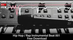 Original Hip Hop Instrumental Beat - Free for live performances, student videos and personal projects