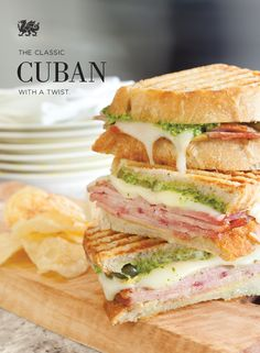 Take the tried-and-true Cuban to a new level with a surprise twist. Hint: it's all in the sauce! Comment below to share your results.