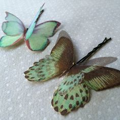 Soft Handmade Bio Cotton and Silk Organza by TheButterfliesShop