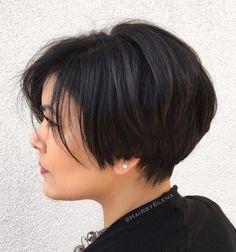 Long Choppy Pixie Haircut