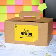 Coffret Anti Burn Out - une idée cadeau dénichée par Georges sur  AlloCadeau.com - 52a3de01dbe