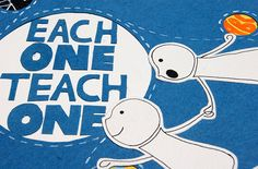 Image result for each one teach one