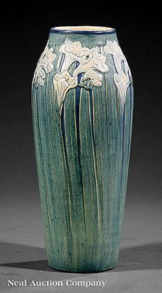 A Newcomb College Art Pottery Vase