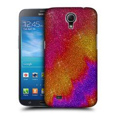 e_cell - Head Case Ombre Glittering Back Case for Samsung Galaxy Mega 6.3 I9200