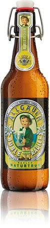 Allgäuer Büble Bier - Radler