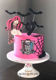 Monster High with Draculaura