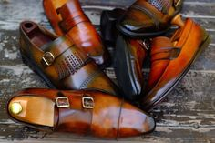 http://chicerman.com  dandyshoecare:  Everything you need for your shoes is Dandy Shoe Care!  #menshoes