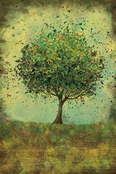 @Victoria Henning Tree art