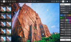 Polarr Photo Editor es la aplicación de Escritorio de este popular editor de imágenes. Disponible para Windows 10 (gratuito) y Mac OS X.
