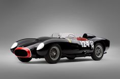 "At the ""Ferrari Leggenda e Passione"", an exclusive event held annually in Maranello, Italy, during the Mille Miglia, this year on May 17, RM/Sothebys auction will present the 1957 Ferrari 250 Testa Rossa race car."