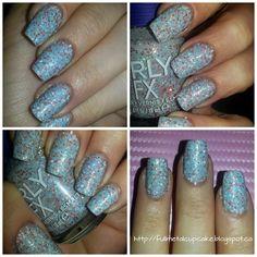 Fullmetal Cupcake Swatch, Cupcake, Nails, Beauty, Finger Nails, Beleza, Ongles, Nail, Cosmetology