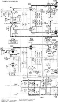 Dc Circuit, Valve Amplifier, Electronic Schematics, Hifi Audio, Vacuum Tube, Electronics Projects, Circuits