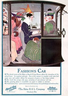 Travel without that annoying crushing of your gowns;  1920s