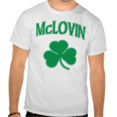 >>>Cheap Price Guarantee          	McLovin Irish Shamrock T Shirt           	McLovin Irish Shamrock T Shirt today price drop and special promotion. Get The best buyDiscount Deals          	McLovin Irish Shamrock T Shirt Review on the This website by click the button below...Cleck link More >>> http://www.zazzle.com/mclovin_irish_shamrock_t_shirt-235038604952053516?rf=238627982471231924&zbar=1&tc=terrest