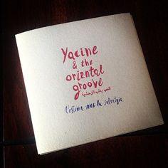 #YACINE #ORIENTAL #GROOVE - الحب يغلب الوحشية / L'estima venç la salvatgia by YACINE & THE ORIENTAL GROOVE. Ja a impremta! by Yacine & The Oriental Groove. 'L'estima venç la salvatgia', el segon disc de Yacine & The Oriental Groove ja va prenent forma a la impremta! Amb emoció, Yacine Belahcene i Yannis Papaioannou observen els primers detalls del millor regal que, de moment, ha portat aquest 2013. :)  +INFO: www.yacineorientalgroove.com  CAMPAÑA verkami www.verkami.com/projects/2145