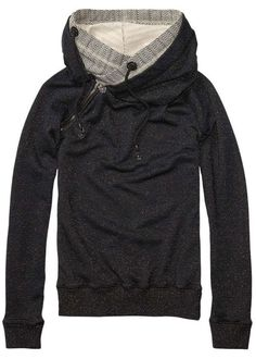 see more Stylish Navy Blue Comfy Sports Hoodie for Winter and Autumn