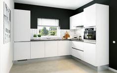 Bruynzeel pallas keuken in de kleur kashmir gecombineerd met