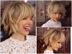 Image result for cute short bob haircuts