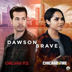 It runs in the family. #OneChicago