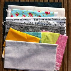 Instagram Photo Feed on the Web - @mrsflyingblind - fabric selection for #dsttchallenge