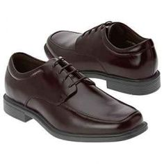 The best dress shoes on the planet: Rockport.