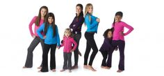 Athletic Wear for Girls from Jill Yoga #FMEGifts #Giveaway - Frugal Mom Eh!