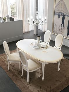 dining room decorating ideas traditional #diningroom #dining #white