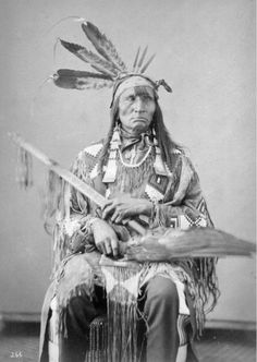 Walking Shooter- Hunkpapa, 1872