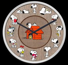 It's Snoopy time!