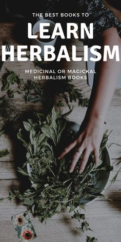 Learn Herbalism: The Best Herbalist Books Learn herbalism and become a wise woman by reading these treasured books. Herbal magick and medicine are both at the tip of your fingers. Healing Herbs, Medicinal Herbs, Holistic Healing, Natural Healing, Au Natural, Natural Living, Cold Home Remedies, Natural Health Remedies, Herbal Remedies