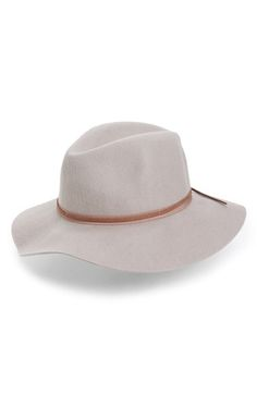 Hinge Felted Wool Panama Hat available at #Nordstrom