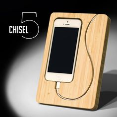 CHISEL 5 – iPhone 5 Dock