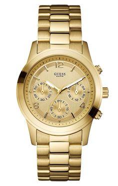 Reloj Guess Mujer W13552L1 OFERTA 209€! ENVIO GRATIS! Para COMPRAR o más INFO aquí: http://www.joieriacanovas.com/relojes/guess/mujer/reloj-guess-mujer-ref-w13552l1.html www.outletrelojes.com #joieriacanovas #outletrelojes #relojesguess #relojesmujer