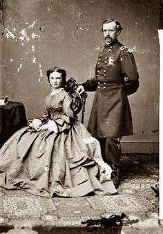 George & Libbie Custer
