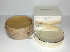 The Face Shop - The Golden Shop Gold Premium Eye Gel Mask
