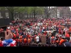 King's Day: The World's Biggest Street Party | DutchAmsterdam.com